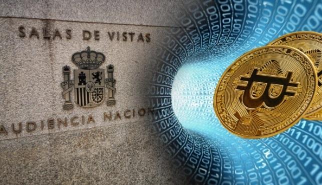Audiencia Nacional investigan estafas piramidales con criptomonedas